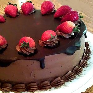 Шоколадный торт – простой рецепт