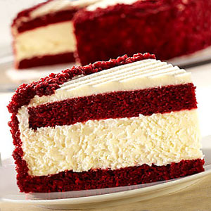 Торт Красный бархат оригинальный рецепт