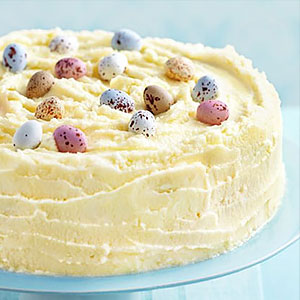 Идеи как украсить пасхальный торт