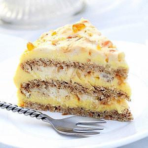 Торт Египетский рецепт пошагово