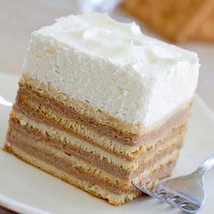 Легкий рецепт домашнего торта
