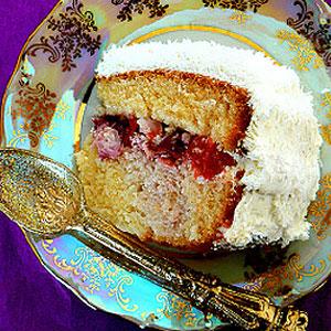 Рецепт легкого торта Летняя