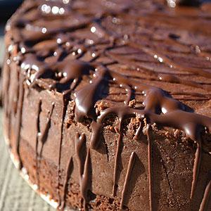 Торт Шоколадный трюфель