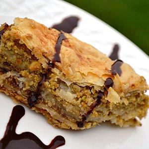 Торт «Полено» из печенья | Рецепты тортов