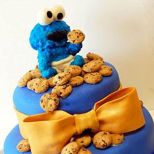 Идеи украшения детских тортов – фото