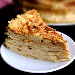 Торт Наполеон рецепт с пошаговыми фото