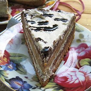 """Торт шоколадно-медовый """"Дамский каприз"""""""