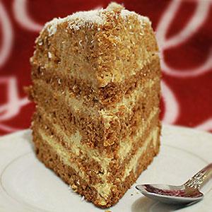 Медовый торт в мультиварке рецепт с фото
