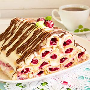 Торт Монастырская изба рецепт с фото пошагово
