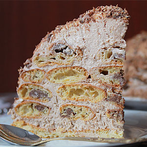 Песочный торт рецепт пошагово в домашних условиях 69