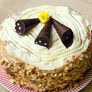 Торт Молочная девочка рецепт с фото пошагово