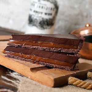 Торт Твикс - 3 лучших рецепта