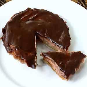 Шоколадный чизкейк рецепт с фото пошагово