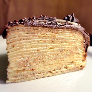 Торт Наполеон классический рецепт советских времен