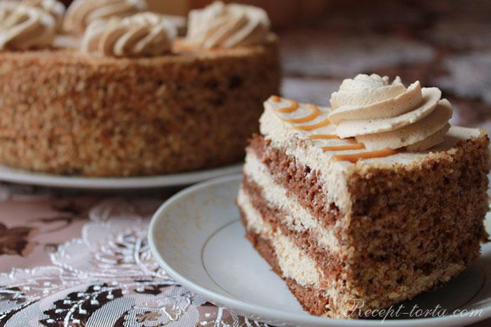 Лучшие рецепты торта Крем-брюле
