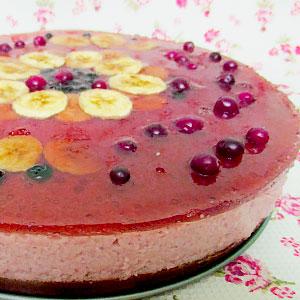 Постный муссовый торт рецепт с фото
