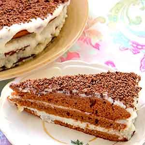 Торт Космос домашний рецепт