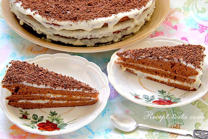 советский торт космос рецепт