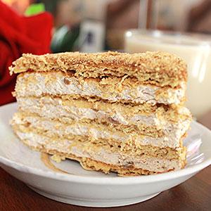 Самый лучший рецепт торта Рыжик