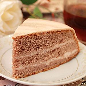 Торт с замороженной клубникой - фото