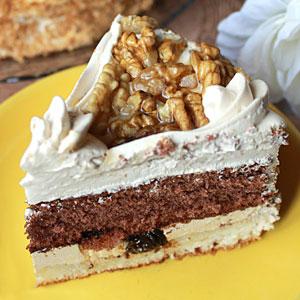Торт Королевский - рецепты приготовления