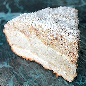 Банановый торт - рецепт с фото пошагово