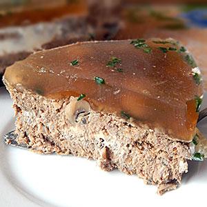 Мясной торт рецепт с фото пошагово
