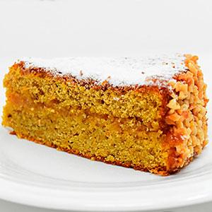 Морковный торт - 5 постных рецептов