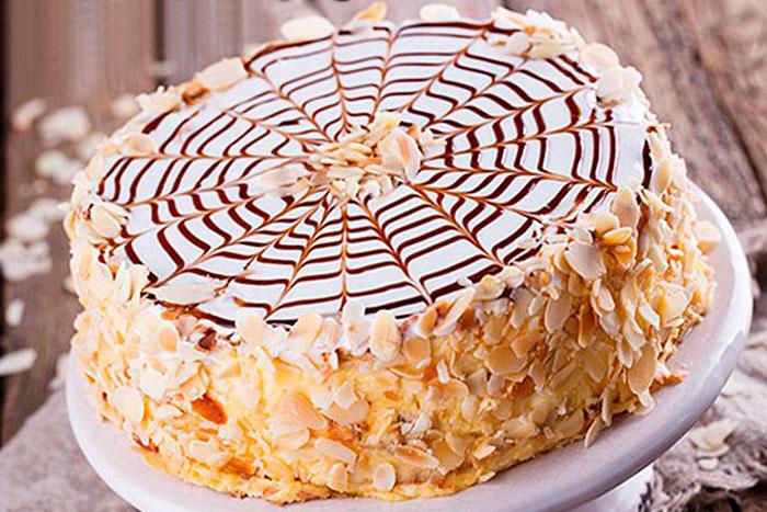 Картинки по запросу торт эстерхази фото