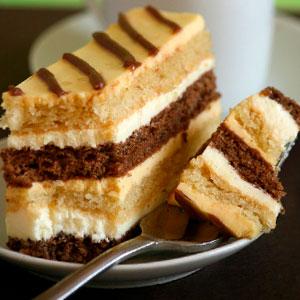 День и ночь - рецепты торта