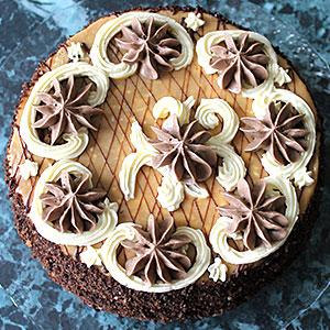 Шоколадный торт на кефире - лучшие рецепты