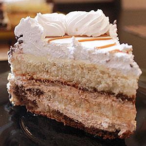 Творожно-сметанный торт - 6 лучших рецептов