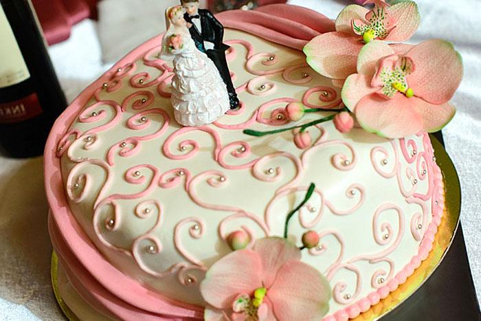 Мастика на торте по рецепту в домашних условиях