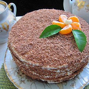 Шоколадный торт на сковороде - рецепт с пошаговыми фото