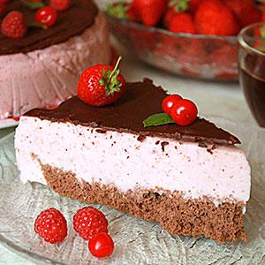 Эффектный торт на праздник
