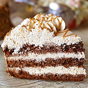Рецепт торта Черный принц в домашних условиях