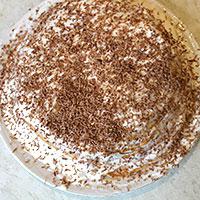 Украсим блинный торт - фото