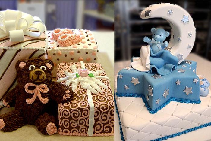 Фото торта в виде игрушек