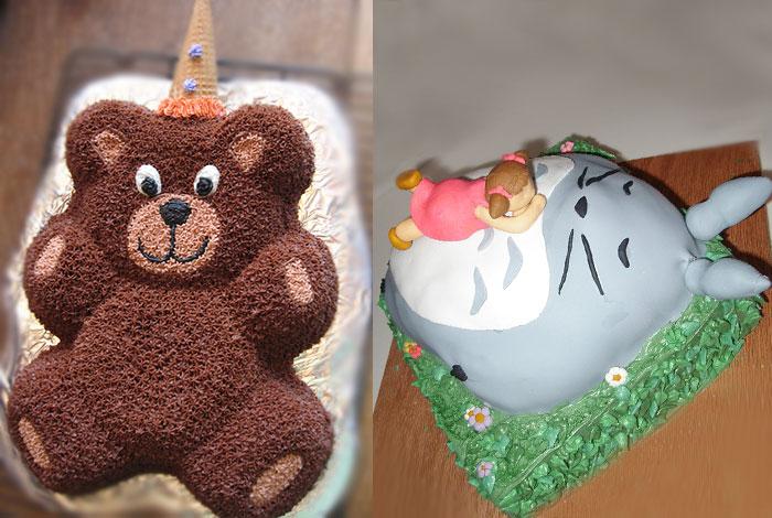 Фото торта 3D игрушки