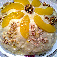 Лимонный торт по рецепту с пошаговыми фото готов