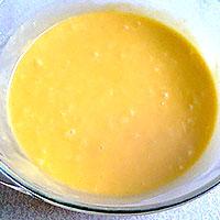 Готовое тесто для лимонного торта - фото