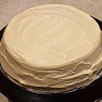 Торт в креме пломбир - фото