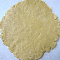 Тесто раскатаем - фото