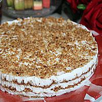 Остужаем готовый торт Пломбир - фото
