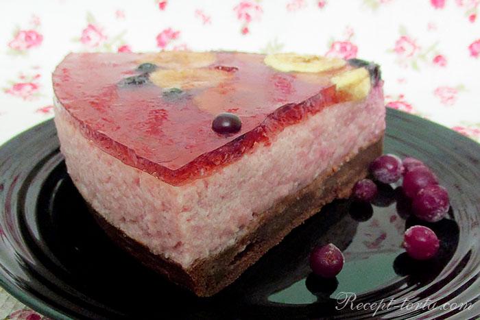 Муссовый торт по рецепты с фото