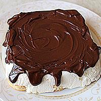 Покрываем Птичку шоколадом - фото