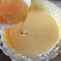 В заварной крем льем желатин - фото