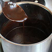Готовим шоколадную глазурь в домашних условиях - фото