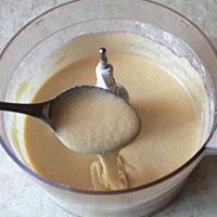 Соединим все ингредиенты для бисквита Рафаэлло - фото