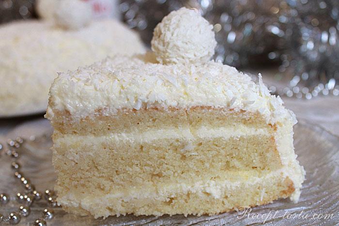 Кусок Новогоднего торта - фото